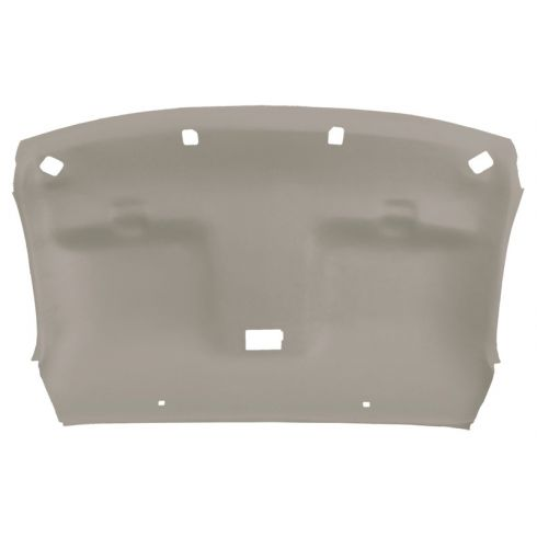 97-99 Ford F150 Regular Cab w/o Overhead Console Ox Gray ABS Headliner