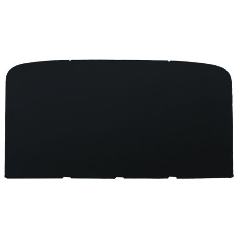 73-79 Ford F100, F150, F250 Regular Cab Corinthian Vinyl Black ABS Headliner