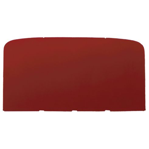 73-79 Ford F100, F150, F250 Regular Cab Sierra Vinyl Red ABS Headliner
