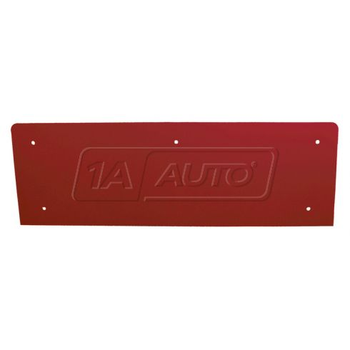 80-96 Ford F150, F250 Pickup Regular Cab Sierra Vinyl Red ABS Headliner