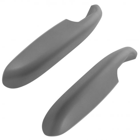 95-99 Tahoe, Sub, Yukon, XL; 95-02 C/K PU; 99 Escalade (exc Deluxe Trim) Frt Dr Gray Armrest Pair