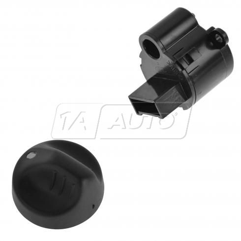 99-04 Ford F150 Heritage, Expedition, Navigator; 99 F250 4X4 Selector 4WD Switch Knob (Ford)