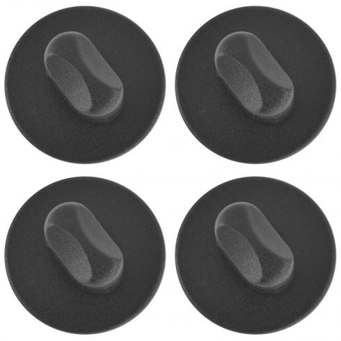 98-11 Volkswagen Multifit Replacement Floor Mat LOWER Retention Clip Set of 4(Volkswagen)