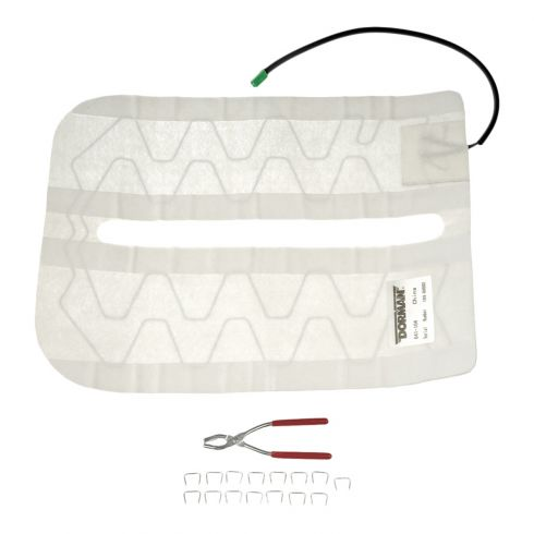 02 Escalade; 01-02 Suburban, Tahoe, Yukon, Yukon XL Seat Back Heater Install Kit