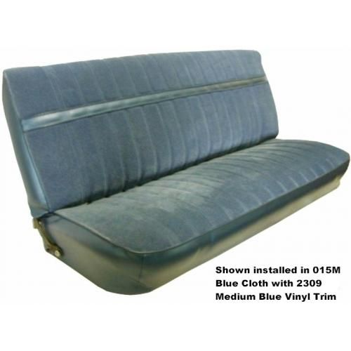 1973-80 Chevy Regal Cloth Seat Upholstery