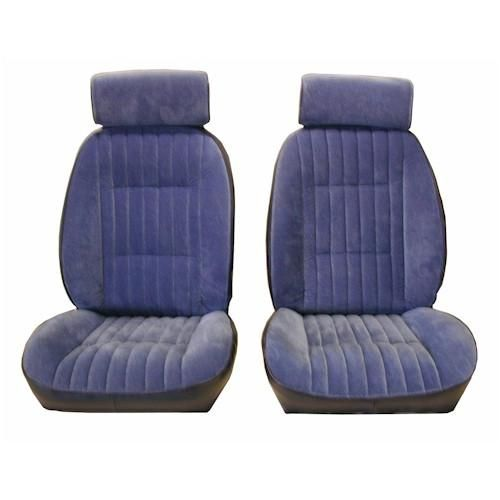 1982-88 SEAT UPHOLSTERY REGAL CLOTH FRONT BUCKETS