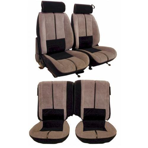 1986-92 SEAT UPHOLSTERY REGAL W/SPLIT RR SEAT