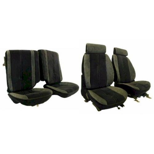 1986-92 SEAT UPHOLSTERY VINYL W/SPLIT RR SEAT
