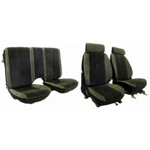1986-92 SEAT UPHOLSTERY MADRID SOLID RR SEAT