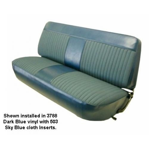 1973-79 Ford Truck Cloth Seat Upholstery