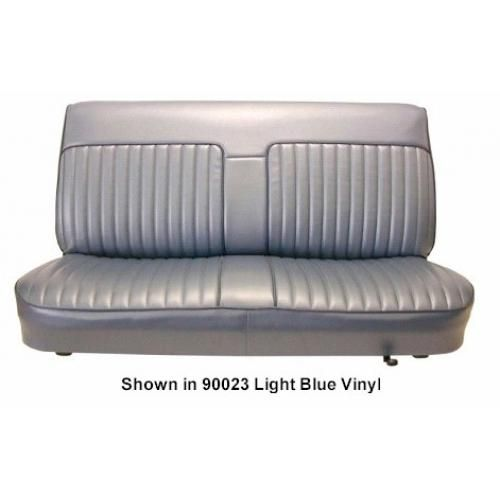 1982-93 Vinyl Seat Upholstery without Head Rests (Pattern 1)