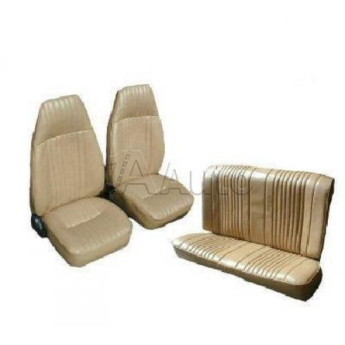 1979-82 Ford Mustang Seat Cover Upholstery Kit in Vinyl