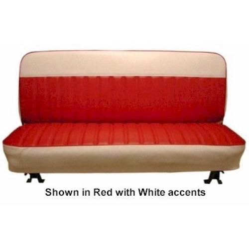 1960-66 Vinyl Seat Upholstery