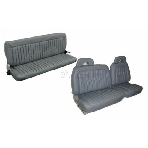 1992-95 60/40 Front and Rear Bench Vinyl Seat Upholstery