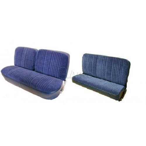 1978-79 Bronco Bench Seat Cover Set Cloth
