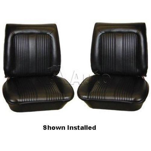 1964 Pontiac Tempest Lemans GTO Seat Upholstery Front Buckets