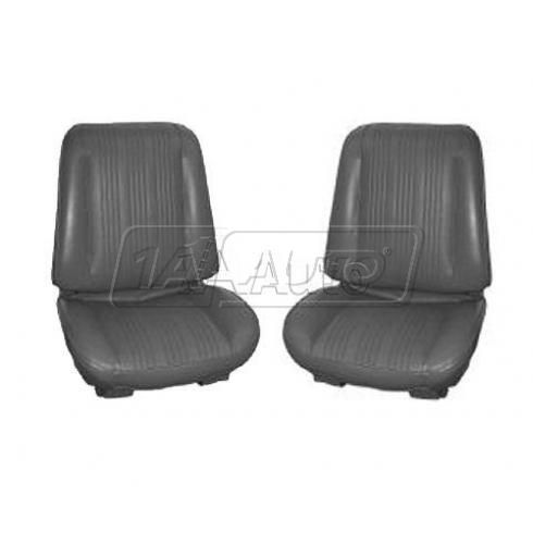 1967 Pontiac Tempest Lemans GTO Seat Upholstery Front Buckets