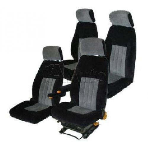 1989-96 Hummer H1 Seat Upholstery Complete Vinyl