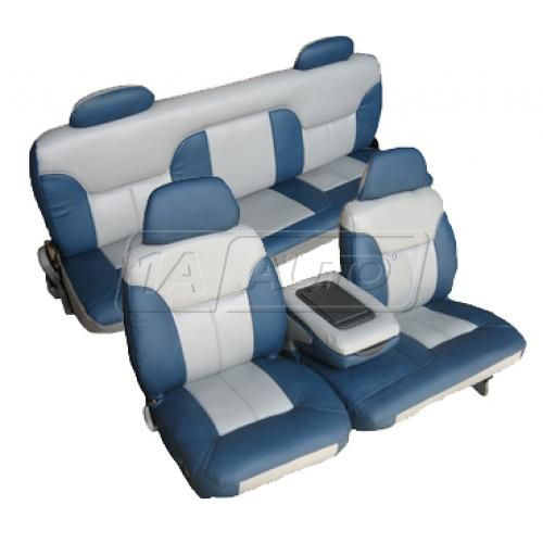 Vinyl Seat Upholstery