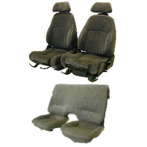 1987-92 Pontiac Firebird GTA Trans Am Seat Upholstry Set