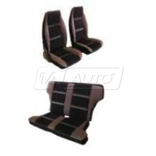 1983-93 S10/S15 Blazer 2 Door Seat Upholstery Set (Sierra or Madrid Vinyl)
