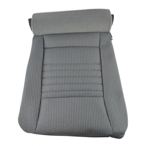 07-09 Ram 2500; 07-10 3500; 08-10 4500, 5500 (w/P9 TC) Med Slate Gray Frt Lwr Seat Bottom LF (MP)