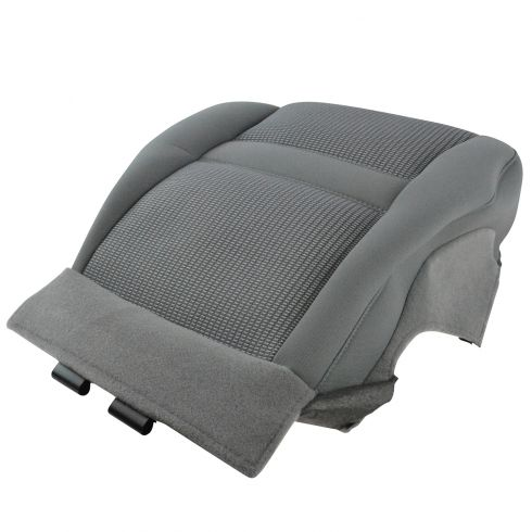 2006 Dodge Ram 1500-3500 Front Lower Seat Bottom Cushion Gray Cover LF (Mopar