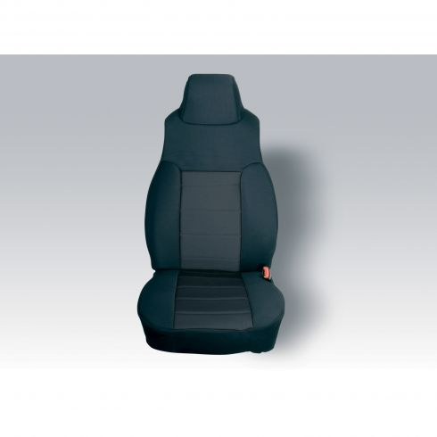 Neoprene Front Seat Covers, 97-02 Jeep Wrangler (TJ)