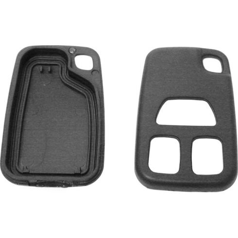 98-04 C70; 00-04 S40; 98-00 S70; 00-04 V40; 98-00 V70 3 Button Key FOB Case