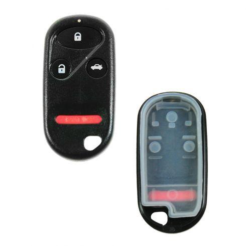 02-04 Honda CR-V FOB Keyless Remote Case w/Plastic Insert