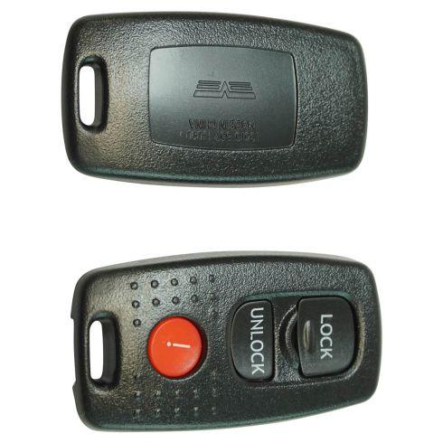 07-09 Mazda 3, Mazdaspeed FOB Keyless Remote Case w/Plastic Insert