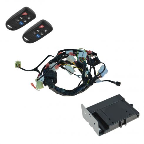 11-14 Hyundai Sonata GLS (exc Smart Key) Factory Remote Start System Kit (Hyundai)