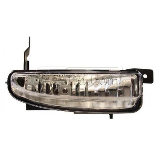 2000-02 Saturn L Series (Except 2dr) Fog Driving Light Passenger Side