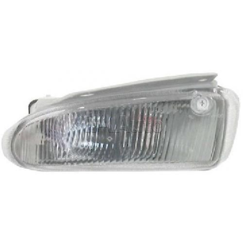 1996-98 Dodge Chrysler Minivan Fog Light Passenger Side