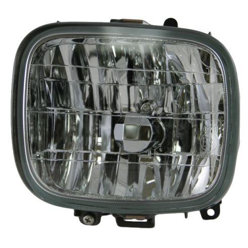 01-02 Subaru Forester Fog Light LH