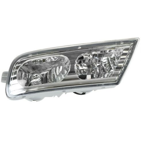 Fog Light Bumper Mounted Passenger Side