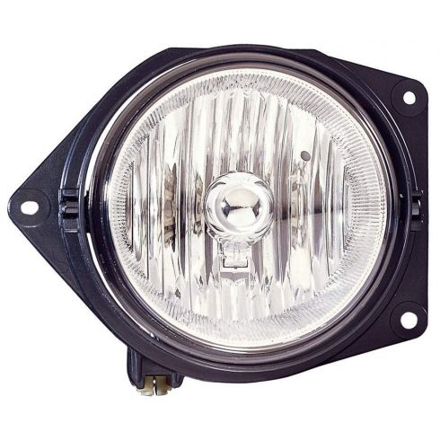 2006 Hummer H3 Fog Light w/Bulb Shield LH (1st Design)