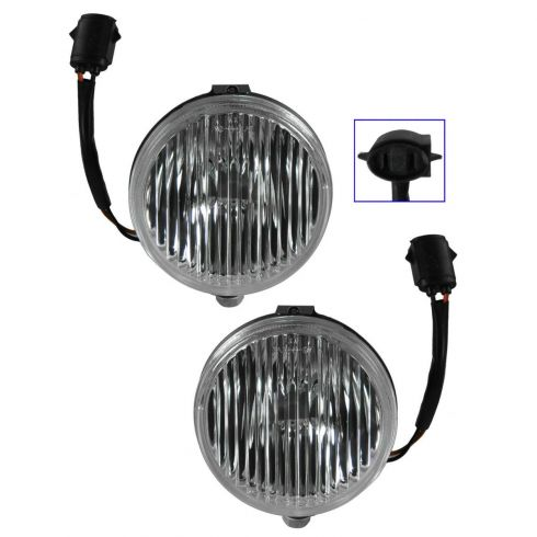 Fog Driving Lamp Pair