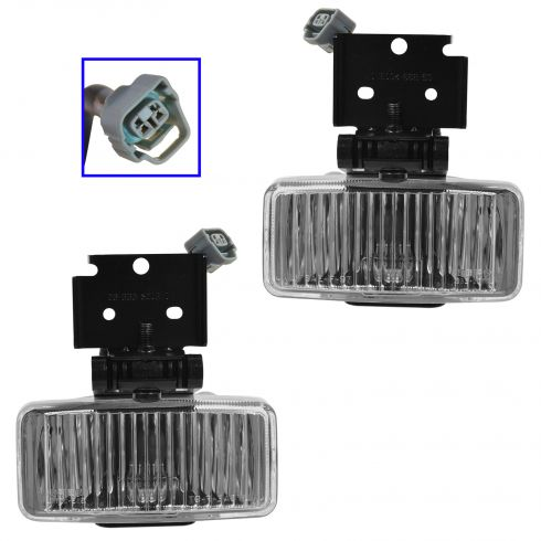 1997-98 Jeep Grand Cherokee Fog Driving Lamp Pair