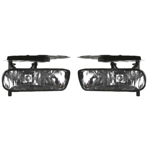 2002-06 Cadillac Escalade Fog Driving Lamp Pair