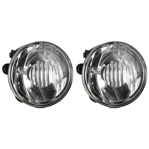 1994-03 Pontiac Grand Prix Sunfire Fog Driving Lamp Pair