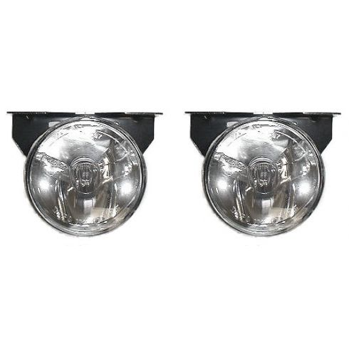 1992-98 Pontiac Grand Am Fog Driving Lamp Pair