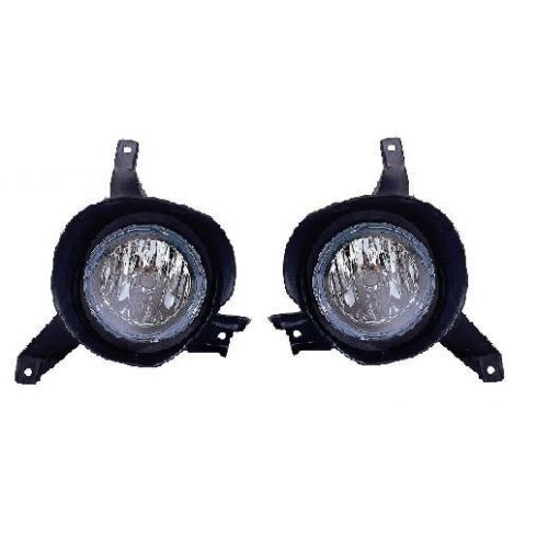 2002-05 Ford Explorer Sport and Sport Trac Fog Driving Lamp Pair