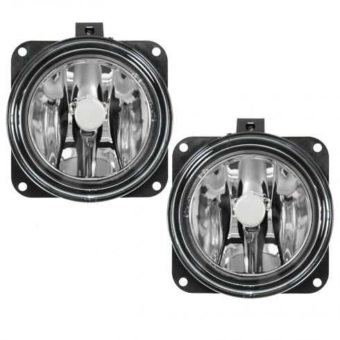 2001-04 Mazda Tribute Fog Driving Light Pair