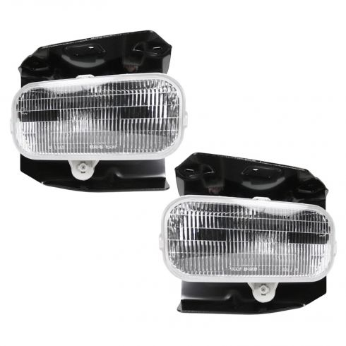 2001-04 Ford F-Series Pickup Expedition Fog Driving Light Pair