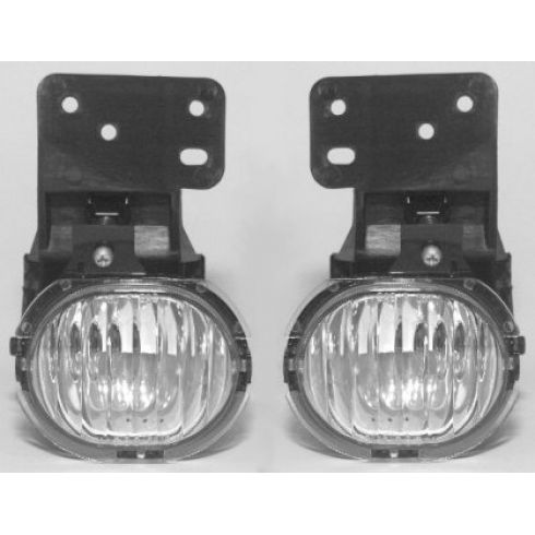 1997-03 Chevy Malibu Fog Driving Light Pair