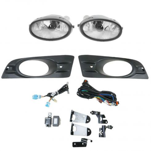 2006-07 Honda Accord Fog Lamp Pair for Coupe Model