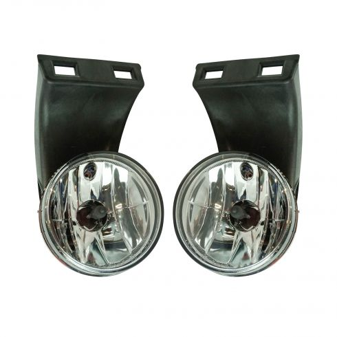 99-02 Dodge Pickup (w/o Sport) Fog Light Pair