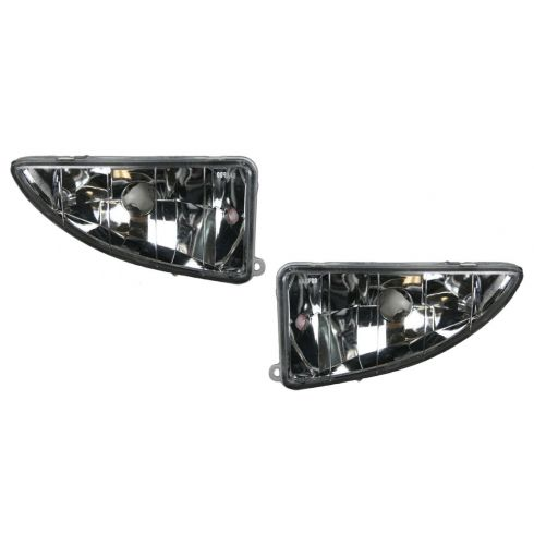 00-04 Ford Focus (w/o SVT) Fog Light Pair