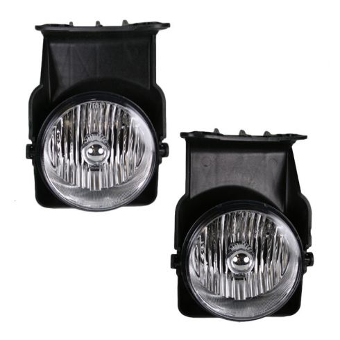 03-04 GMC Sierra Fog Light Pair